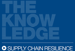 StrategicRISK The Knowledge 2016 - Supply Chain Resilience