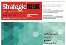 StrategicRISK Asia Q2 2015 issue
