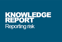 Reporting risk