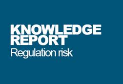 Regulation risk