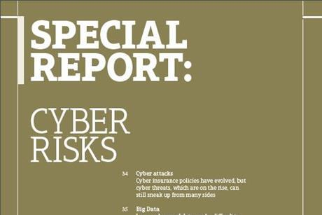 Cyber risk special report