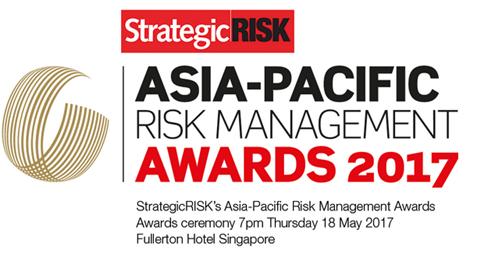 StrategicRISK Awards 2017