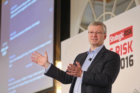 Strategic Risk Forum 2016 John Ludlow