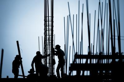 Construction worker safety health